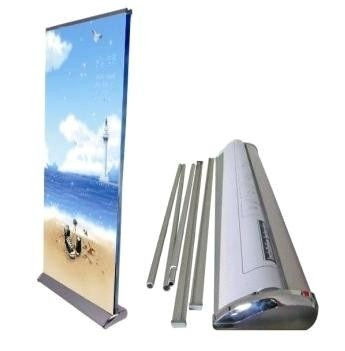 Picture Banner cuốn hai mặt đế to GCDT802 (kt 80x200 cm)