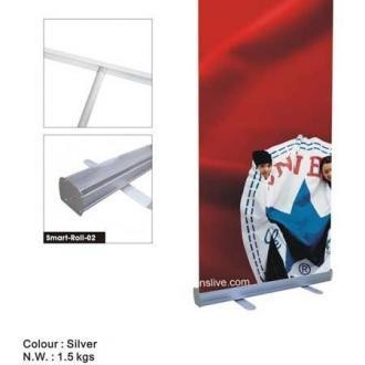 Picture Banner cuốn nhựa một mặt poster GCN800 (kt 80x200 cm)