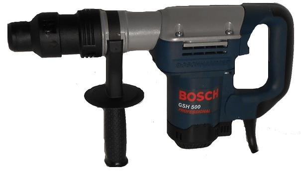 May duc be tong Bosch GSH 500 (1025W)