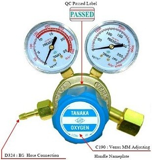 Picture Đồng hồ Oxygen Tanaka
