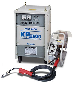 Picture Máy hàn mig mag co2 Pansonic KRII 500