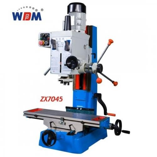 Picture Máy khoan phay manual hộp số ZX7045 (1.5KW)
