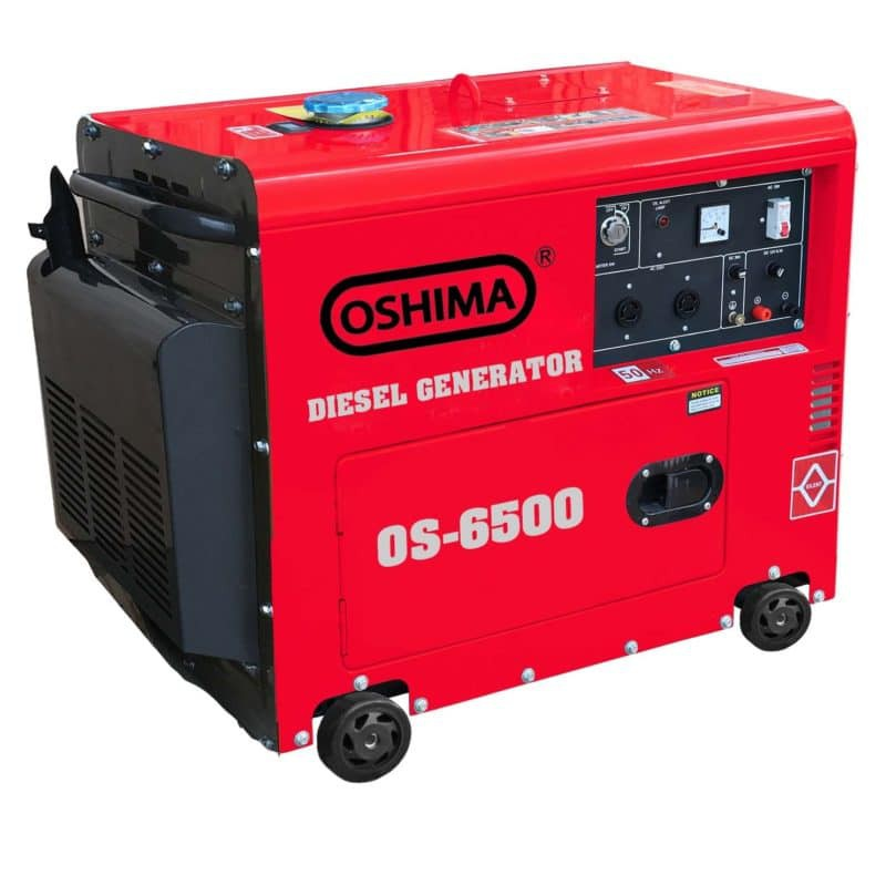 Picture Máy phát điện diesel Oshima OS6500 (5KW)