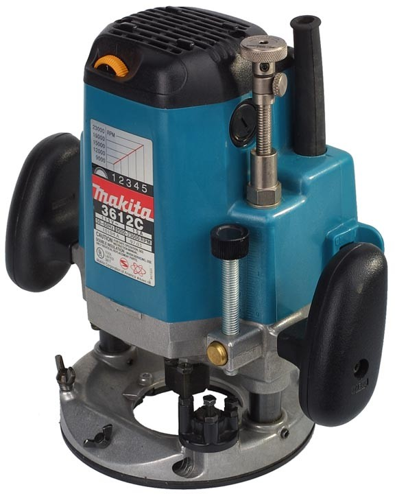 Picture Máy phay router 12mm Makita 3612C (1850W)