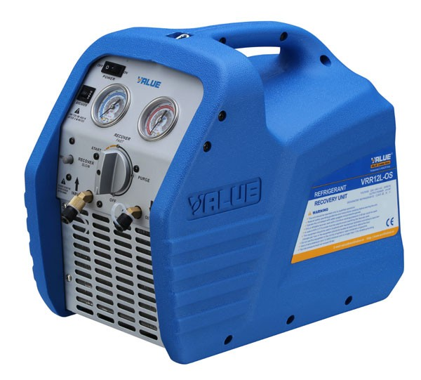 Picture Máy thu hồi gas lạnh Value VRR12L