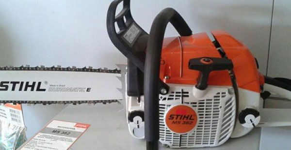 May cua go chay xang Stihl MS382 brazil chinh hang gia re