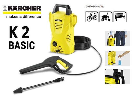 may phun rua xe karcher k2 basic germany