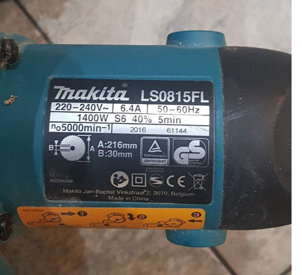 may-cat-makita-ls0815FL