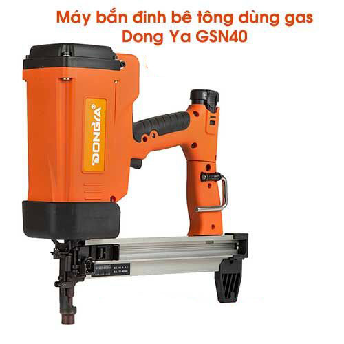may ban dinh be tong dung gas gsn40 gia re